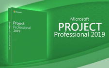 Microsoft Project Professional 2019 Genuine License Key Fast delivery