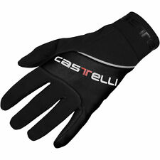 Castelli Super Nano Glove Winter Cycling Glove Black 2XL XXL