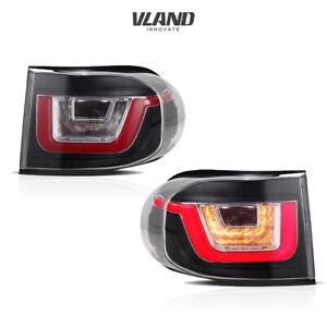 LED Tail Lights For Toyota 07-15 FJ Cruiser LED Brake Rear Lights Strip