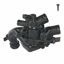 Peugeot Citroen 1.6 VTI Thermostatgehäuse + Sensor + Dichtung Ref: 9808646980