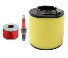 Air Oil Filter Tune Up Kit for Honda TRX250 TRX250TE TRX250TM Recon ATV TRX250EX