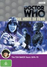 Doctor Who: Hand of Fear DVD R4