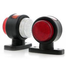 2 x LED Begrenzungsleuchten 3 Farbe  24V Volt Umrissleuchte LKW PKW Anhänger