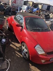 Ford KA streetka     **breaking full car**