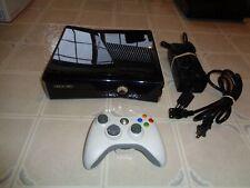 Microsoft Xbox 360 S Launch Edition 250Gb Black Console (Ntsc) gloss