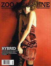 ZOO Magazine #17 2007 LOU DOILLON Tilda Swinton SOFIE OOSTERWAAL Jack Huston NEW