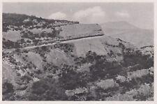 D4094 Monte Libretti - Costoni Orientali - Veduta - Stampa d'epoca - 1939 print