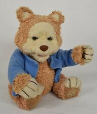 TJ Bearytales Animated Talking Story Telling Bear with 2 Story Cartridges