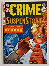 EC Classics #8 (1986, Russ Cochran) VF- Reprints Crime SuspenStories #17-18