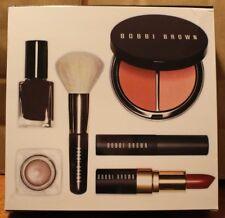 Bobbi Brown Bobbi's Runway Beauty Secrets Box Set 6 Items New