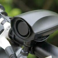 Ultra-loud Bicycle Speaker 6 Sounds Alarm Bells Bike Siren Horn Bicycle bel D5M4