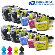 10 PK High Yield LC3019XL Ink Cartridges for  Brother LC3017 MFC-J5330dw