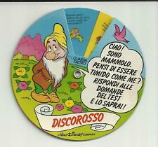 Walt Disney: MAMMOLO - DISCOROSSO Accornero (Biancaneve)