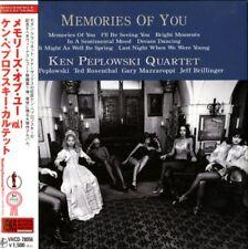 KEN PEPLOWSKI QUARTET-MEMORIES OF YOUVOL.1-JAPAN MINI LP CD C75