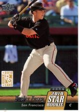 2010 UPPER DECK BUSTER POSEY ROOKIE CARD #28 SWEET MINT CARD