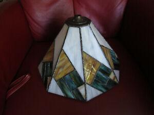 Tiffany Lampenschirm   Deckenlampenschirm  Tischlampenschirm Handarbeit