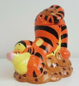 Collectible DISNEY Tigger Ceramic Cookie Jar
