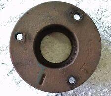 Flansch für Steuergehäuse / Kurbelwelle Hanomag D21 / D28 Motor