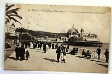 S802 CPA 06 NICE COTE D AZUR  PROVENCE ALPES MARITIME FRANCE POSTKARTE POSTCARD