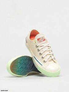 Converse Chuck Taylor All Star CT Low Pigalle White UK 10 US 10 EUR 44 One Star