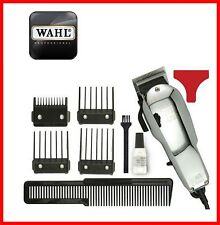 WAHL TOSATRICE CHROME SUPER TAPER A FILO BARBER SHOP TAGLIACAPELLI