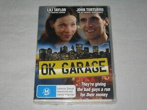 OK Garage - Lili Taylor - Brand New & Sealed - Region 4 - DVD
