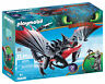 70039 Playmobil Dragons Deathgripper with Grimmel 11pcs Dreamworks Age 4yrs+