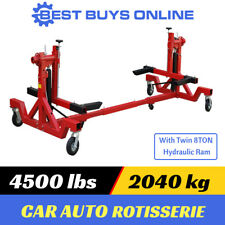 4500 lbs Car Rotisserie 2040 KG Auto body restoration repair 360 degree rotation