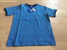 *NEU* Finkid T-Shirt TIPI 2 Aqua/navy Gr. 130/140 128-134-140 Mädchen Jungen RAR