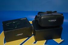 Brille Reality Virtuelle VR Shinecon Neu Ungetragen Echtleder