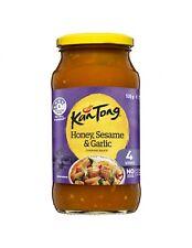 Kantong Stir Fry Sauce Honey Sesame And Garlic 520gm