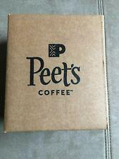 40x Peet's Coffee Nespresso Original  Aluminum Variety Capsules caps pods