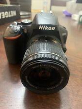 Nikon D3500 w/ 18-55mm