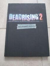 Deadrising 2 Collector's Edition Guide Hardcover Book