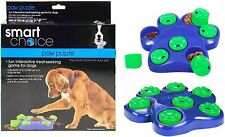 DOG INTERACTIVE TREAT SEEKING PAW PUZZLE GAME FOR DOGS