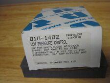 LOW PRESSURE CONTROL 010-1402 NEW IN BOX