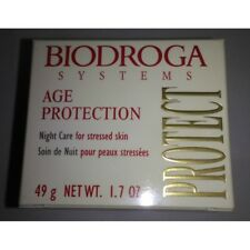 Biodroga Age Protection Night Care for stressed skin 50 ml. Woman