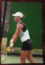 "SAM STOSUR Tennis 12"" x 8"" Action PHOTO *Special*"