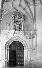 BR7818 Monasterio de Irache Portico de entrada a la iglesia  postcard france