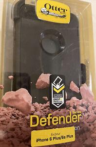 OTTERBOX Defender Series Case iPhone 6 / 6s Plus Belt Clip