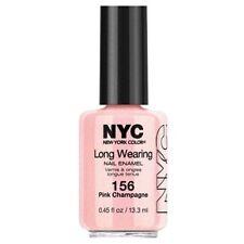 Nail Polish NYC Long Wearing Nail Enamel - Pink Champagne