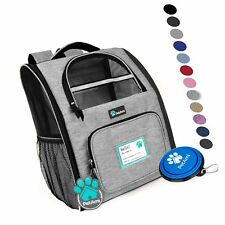 PetAmi Deluxe Pet Carrier Backpack for Small Cats and Dogs, Pup. Free Shipping