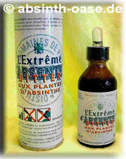 L`EXTREME D`ABSENTE ABSINTHBOOSTER, 0,1 l-70% vol.