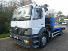 Right-hand drive Mercedes-Benz Commercial Flatbeds