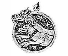 cwn Annan naissance CELTIQUE breloque pendentif avec chaîne - Argent Sterling (