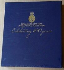 Royal Australian Navy International Fleet Review - 100 Years -  Limited Ed - HC