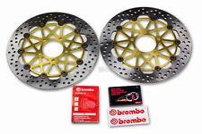 Brembo Brake Discs Supersport 320 Suzuki Gsx-r 1000 05-08