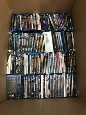 Blu-Ray Collection Set Bundle Lot (over 180 movies) PLEASE READ DESCRIPTION