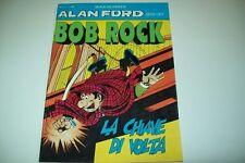 ALAN FORD SPIN OFF BOB ROCK-N.4-MAX BUNKER-LA CHIAVE DI VOLTA-MAGGIO 1996-ANNO I