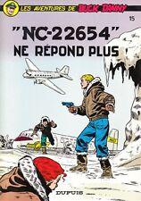 Buck Danny - tome 15 : NC 22654 ne répond plus